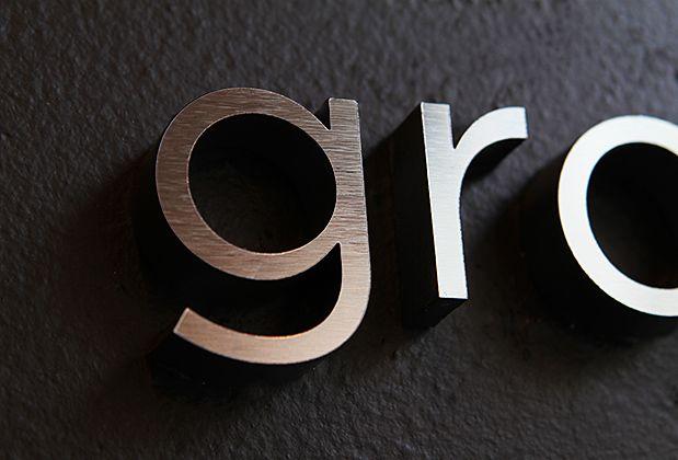 rotulos de letras en relieve guatemala