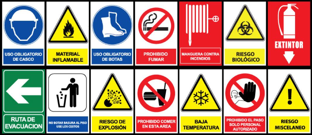 rotulos de señalizacion guatemala