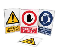 señalizacion industrial guatemala - colores basicos