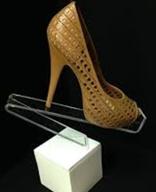 acrilico stand zapatos guatemala