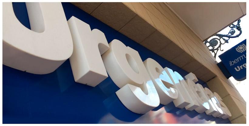 letras tipo block - centro comercial guatemala