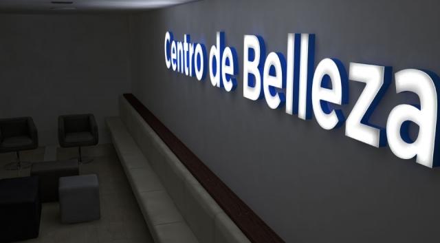 letras tipo block guatemala - centro de belleza