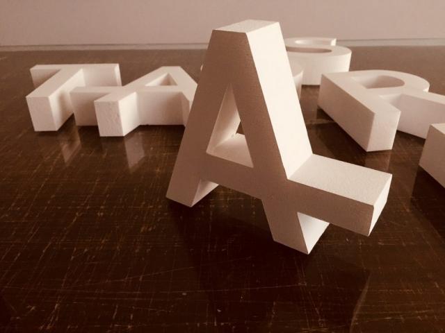 letras encajueladas guatemala
