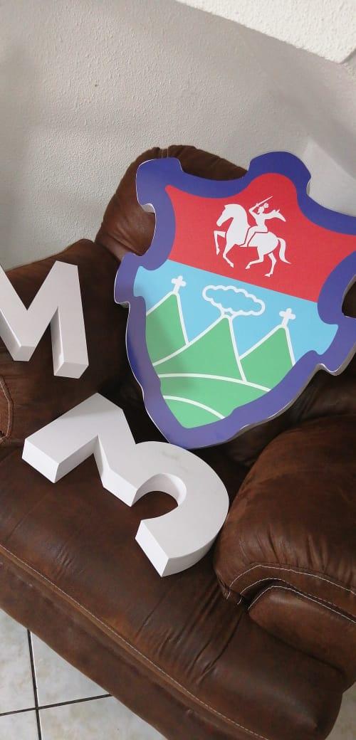logo municipalidad guatemala 3d