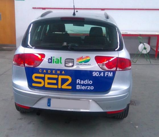 rotulacion vehiculo empresa guatemala