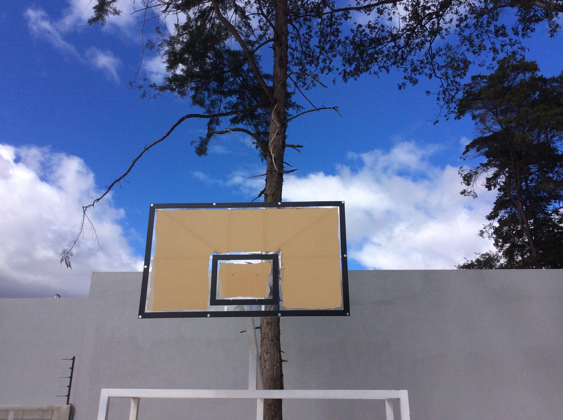 tablero basketball acrilico guatemala