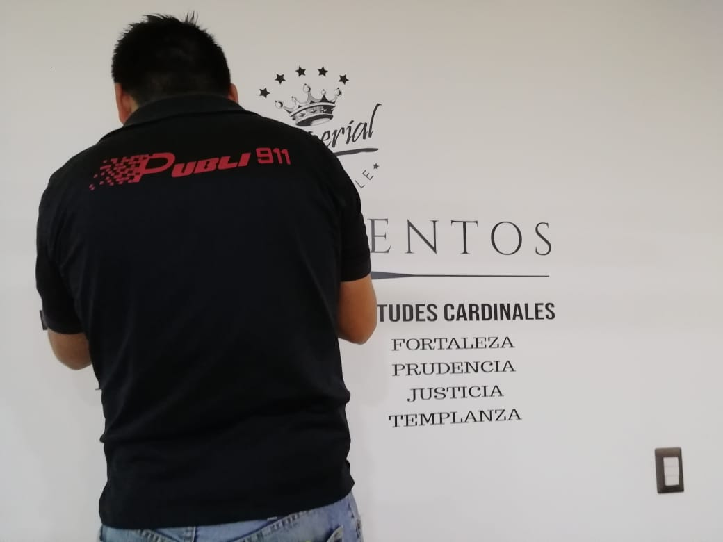 vinilo decorativo adhesivo corte - guatemala