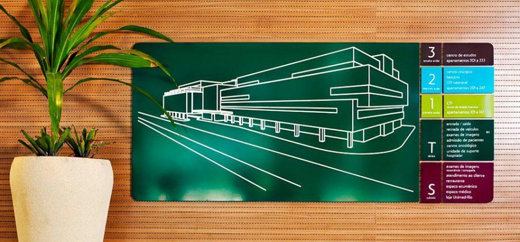 señalizacion industrial guatemala - edificio