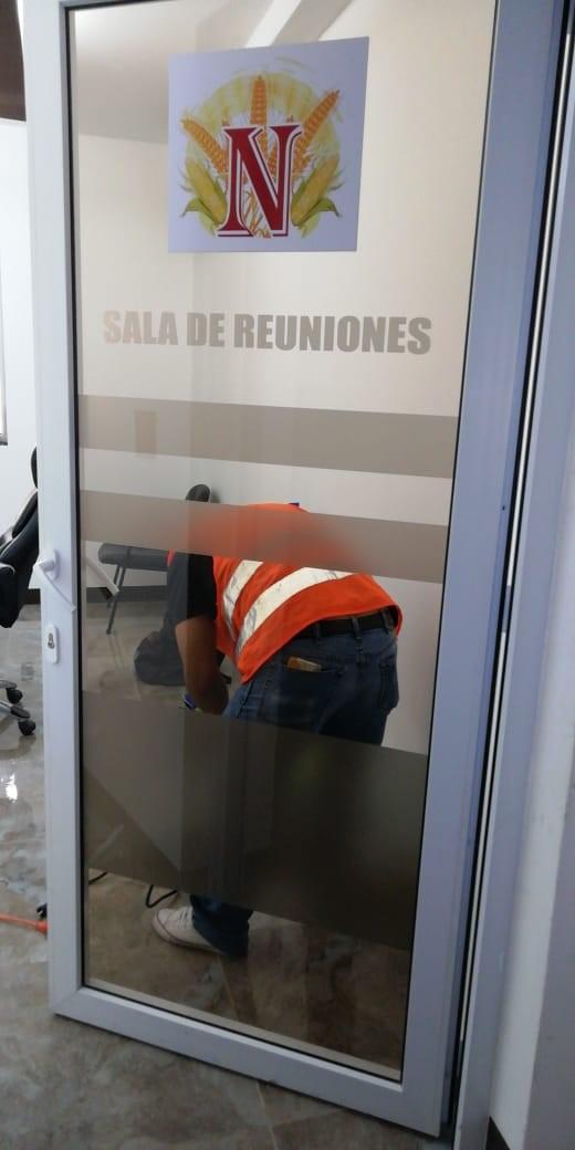 instalacion de sandblast guatemala