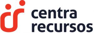logo centra recursos - cliente trabajo acrilico guatemala