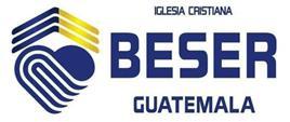 logo iglesia beser guatemala - cliente trabajo acrilico