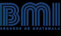 logo bmi guatemala - cliente mantenimiento de rotulos en edificio