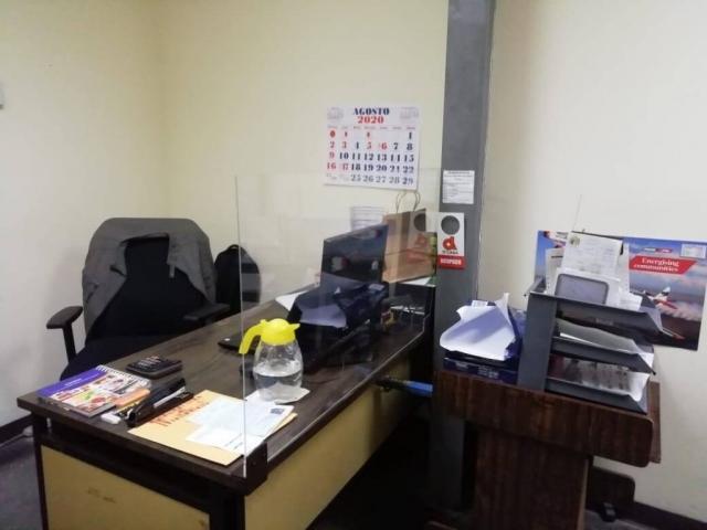 escritorio mampara guatemala